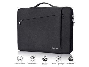 13 135 Laptop Sleeve Carrying Case Compatible with 13 133 inch MacBook Air 2019 2018 Mac A1932 A1466 OldNew MacBook Pro Touch Bar A2159 A1989 A1706 A1708 A1502 Surface Pro Case Black
