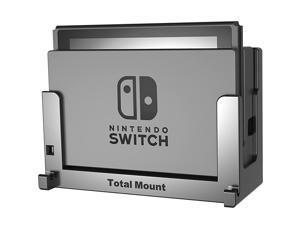 for Nintendo Switch Mounts Nintendo Switch on Wall Near TV