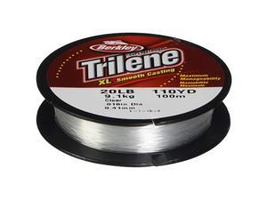 Trilene XL Smooth Casting Monofilament Service Spools25PoundClear Packaging may vary
