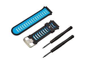 Forerunner 920XT Replacement Bands BlackBlue