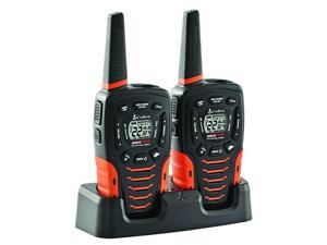 ACXT645 Walkie Talkies Water Resistant Rechargeable Long Range 35Mile Two Way Radios with VOX amp 2 Pack