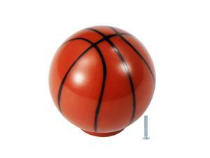 Basketball Sport Cabinet Kitchen Home Knobs Drawer Wardrobe Door Handles Furniture Pulls 25 Pack