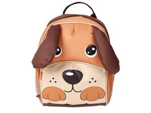 Kids Insulated Toddler Backpack with Safety Harness Leash and Name Label Playful Preschool Lunch Boxes Carry Bag Dog