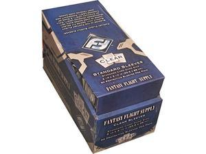 500  Standard Card Game Size Sleeves 10 Packs + Box FFS05 635 x 88 by