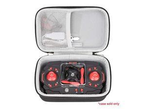 Hard Travel Storage Case Bag for Holy Stone HS190 Foldable Mini Nano RC Drone