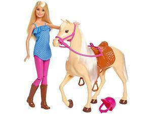 Doll Horse Blonde