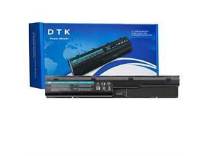 Laptop Battery Replacement Hp Probook 4330s 4331s 4430s 4431s 4435s 4530s 4535s 4536s 4440s 4441s 4446s 4540s 4545s Series 6Cell 108v 4400mah Notebook Battery
