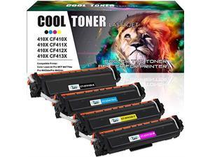 LD Compatible Replacement for HP 410X//CF413X High Yield Magenta Toner Cartridge