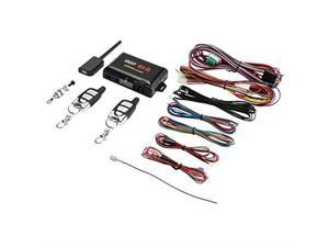 RS4G5 1Way Remote Start and Keyless Entry System with Trunk Pop