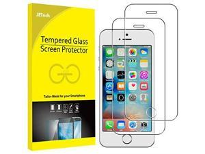 Screen Protector for iPhone SE 5s 5c 5 Tempered Glass Film 2Pack