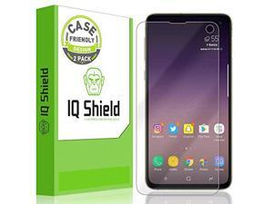 Shield Screen Protector Compatible with Galaxy S10e 58 inch 2PackCase Friendly AntiBubble Clear Film