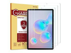 3 Pack Screen Protector for Samsung Galaxy Tab S6 Tab S5e 105 inch Tempered GlassScratch Resistant