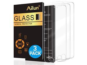 Screen Protector Compatible with iPhone 8 7 6s 6 47 Inch 3 Pack 25D Edge Tempered Glass Compatible with iPhone 7 8 6s 6 Case Friendly