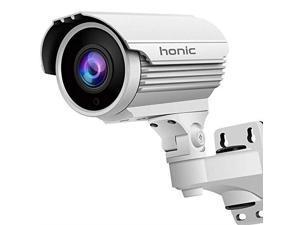 Bright Clear Night Vision 1080P Sony Exmor Sensor TVIAHDCVI1200tvl 2812mm Manual Zoom Security Camera  2MP Varifocal CCTV Cameras Outdoor Waterproof Analog Camera for Video Surveillance