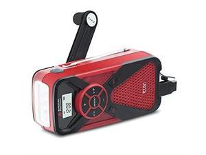 Red Cross FR1 Emergency Weather Radio with Smartphone Charger
