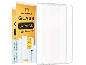3Packfor Samsung Galaxy A50 Tempered Glass Screen Protector with Lifetime Replacement