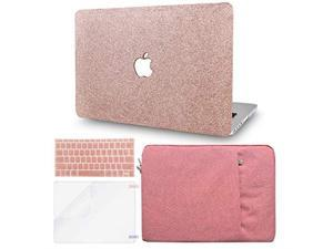 MacBook Cover Summer Sweet Sour Fruit Blueberry Plastic Hard Shell Compatible Mac Air 11 Pro 13 15 MacBook Air 1466 Case Protection for MacBook 2016-2019 Version