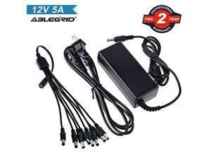 For Q-see QS Series DVRs Premium Power Adapter 12V 5 AMP