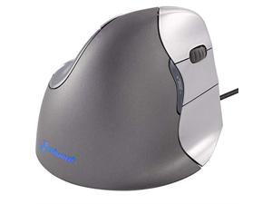 VM4R VerticalMouse 4 Right Hand Ergonomic Mouse with Wired USB Connection Regular Size