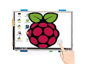 for Raspberry PI 3 Generation TFT Touch Screen 35 inch TFT LCD Display Monitor Support All Raspberry PI System Video Movie Play Arcade Game HDMI Audio Input SC6A