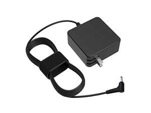 75Ft AC Wall Charger for Lenovo IdeaPad ADLCC PA14505LL GX20L23044 GX20K11838 ADP45DW B Model Part Number Laptop Power Cord Supply Adapter