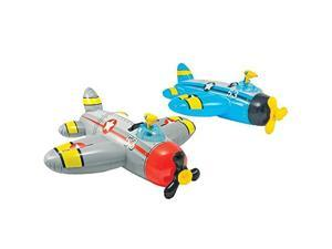 Water Gun Plane RideOn 52 x 51 for Ages 3+ 1 Pack Colors May Vary