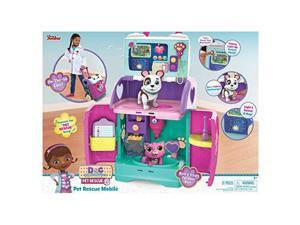 92446 Baby All in One Nursery Pet Rescue Mobile Multicolor