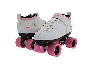 Bullet Ladies Speed Roller Skate White