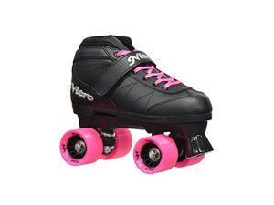 Super Nitro IndoorOutdoor Quad Speed Roller Skates