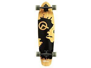Rorshack Bamboo Longboard Skateboard 34Inch