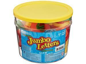 Jumbo Magnetic Lowercase Letters