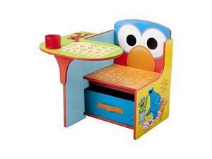 Chair Desk With Storage Bin Sesame Street