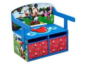 Kids Activity Bench Disney Mickey Mouse