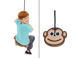 Heavy Duty Plastic Monkey Disc Swing Tree Swing Outdoor Play Equipment