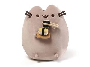 Pusheen Snackables Sushi Chopsticks Plush Stuffed Animal Cat 95