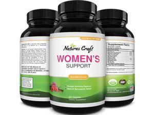 Menopause Supplements for Women Weight Loss - Natural Hormone Balance for Women Weight Loss Adrenal Support and Menopause Relief