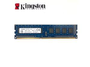 Kingston 4G 4GB DDR3  1RX8 PC3 12800 DDR3 1600MHZ 1600 MHZ Module ECC  Desktop RAM Desktop memory   Kingston Chipset