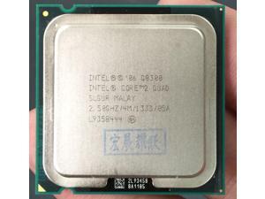 PC computer Intel Core2 Quad Processor Q8300 (4M Cache, 2.50 GHz, 1333 MHz FSB) LGA775 Desktop CPU