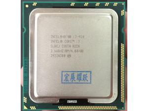 PC computer Intel Core i7 920  i7-920 Processor (8M Cache, 2.66 GHz, 4.80 GT/s Intel QPI) SLBEJ DO LGA1366 Desktop CPU