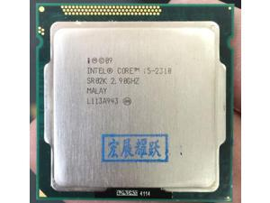 Intel Core i5-2310 i5 2310 Processor (6M Cache, 2.9GHz) LGA1155 Quad-Core PC Computer Desktop CPU