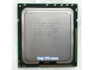 Intel Xeon W3670 3.2-3.46 GHz 12M 6 Core 12 thread LGA 1366 X58=i7-970 Processor