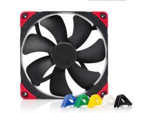Noctua NF-A14 PWM chromax.black.swap 14mm 14cm   Computer Cooling Fan/Computer case / Cooler Fan /Radiator fan/ Computer