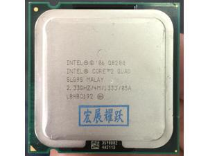 PC computer Intel Core2 Quad Processor Q8200 (4M Cache, 2.33 GHz, 1333 MHz FSB) LGA775 Desktop CPU