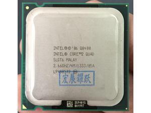 PC computer Intel Core2 Quad Processor Q8400 (4M Cache, 2.66 GHz, 1333 MHz FSB) LGA775 Desktop CPU