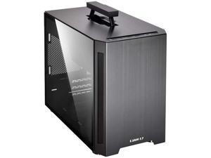 Lian Li TU-150WX Tu 150-WX Black Aluminum Mini-ITX Computer Case