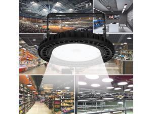 100W LED UFO High Bay Light 100W Slim Warehouse Factory Light Fixture Lighting