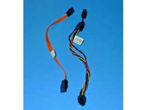 16inch 1x Plug 4x Receptacle SATA 15-Pin Power Splitter Adapter Cable PYO4SATA
