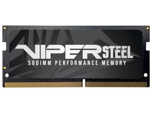 Patriot Viper Steel DDR4 16GB 3000MHz CL18 SODIMM Memory Module (PVS416G300C8S)