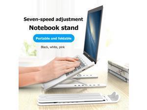 Adjustable Laptop Stand Foldable Notebook Holder Portable Laptop Support Cooling Bracket Tablet Holder For Macbook Air Pro