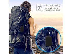Earphone Case for Jabra Elite 75T Wireless Headset Silicone Protective Cases Cover for Jabra Elite 75T Earphone Black